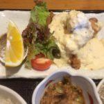 【でんでんでん 赤坂】チキン南蛮ランチはジューシーボリューミーで午後の仕事もがんばれる美味しさ