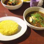 【東京ドミニカ 新宿】カスタマイズが楽しくて美味しい札幌スープカレー