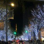 六本木ヒルズのイルミネーションが今年もすごい!【けやき坂イルミネーション2017】に行ってきた