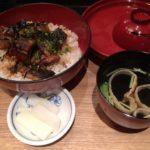 【瓢六亭/赤坂】うなぎ専門店で鰻丼を食べる!仕事始めの豪華鰻ランチ!