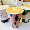 手書きパイナップル柄でおなじみ!ハワイのインスタ映えコーヒー【OLIVE & OLIVER/オリーブ& オリバー】