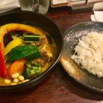 【路地裏カリー侍】神楽坂で行列ができるスープカレー!野菜が美味しい