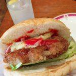【ウッドアイビス/徳島】ご当地バーガー「徳島バーガー」が美味しいカワイイ喫茶店。480円で大満足!