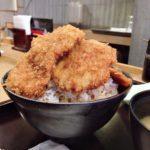 【新潟カツ丼 タレカツ 本店/水道橋】ボリューミーで美味しい丼が食べられる!野菜丼が女性におすすめ