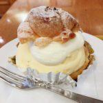 神楽坂のレトロな喫茶店【喫茶店コパン(copan)】でモーニング!名物シュークリームが美味しい