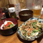【かんから食堂/渋谷】美味しい沖縄料理が食べられる!オリオンビール250円で飲み会がしたい
