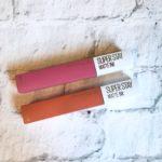 【メイベリン】大人気スーパーステイマットインクの新色がおしゃれ可愛い!話題の落ちないマットリップ!MAYBELLINE