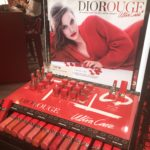 Dior新作ウルトラルージュ世界先行販売!伊勢丹新宿で開催POWERED BY FLOWERSイベントに行ってきた!ROUGE DIOR ULTRA CARE LIQUID