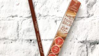 【キャンメイク】絶妙なテラコッタブラウンのアイライナーが650円!クリーミータッチライナー 05 ビターキャラメル